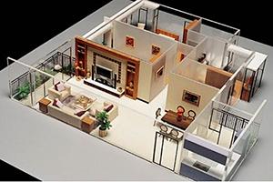 南阳地产建筑模型.质量是生命,服务是根本
