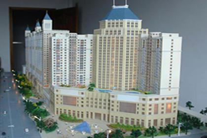 信阳商业住宅模型制作,国内顶尖的专业技术团队