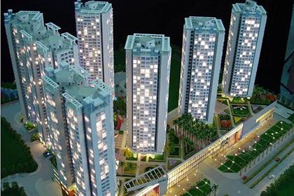 南阳设计制作房产模型,专业技术让您满意.