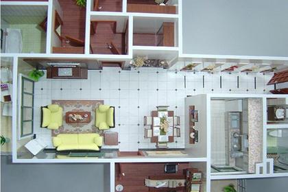 南阳建筑模型设计制作,每件模型都成为艺术品