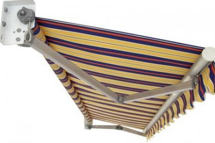 常州伸缩遮阳手动篷安装,操作方便,欢迎选购