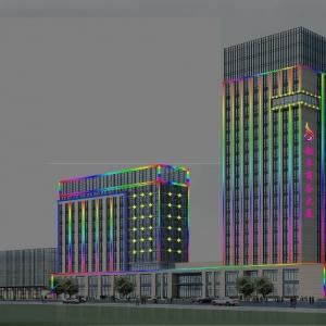 陕西明威广告装饰,承接各种大型亮化工程
