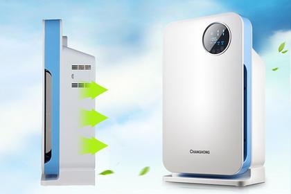 石家庄长虹空气净化器专卖,高效节能,正品保证