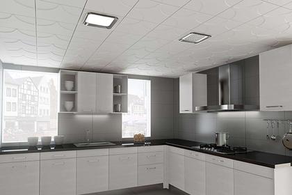 厨房吊顶基本功能