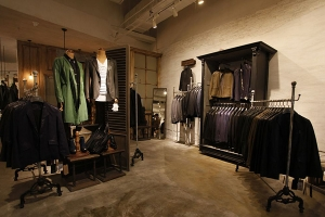 深圳服装店装修,绿色环保,技术可靠