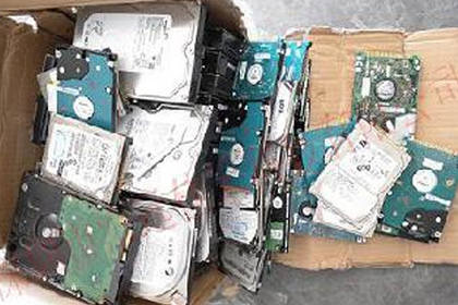 广州硬盘销毁公司,确保商业秘密的安全