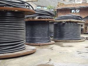 提供二手电缆高价回收服务,欢迎来电咨询洽谈