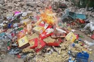 广州越秀区食品销毁,保护消费者合法权益