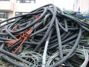 二手电缆线回收价格,免费上门,当场付费