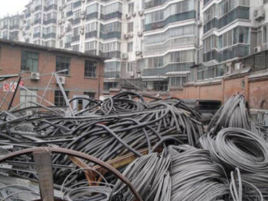 黄埔二手废旧电缆回收,变废为宝,利国利民