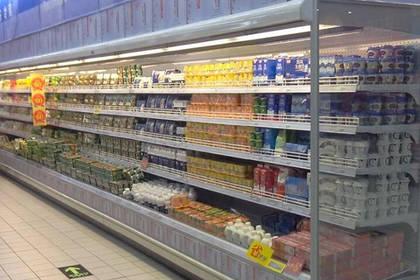 天津水果风幕柜销售,高效节能,柜温均匀