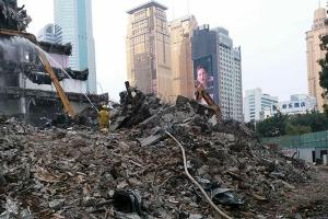 深圳南山区楼房拆除工程承接,欢迎来电咨询