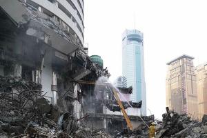 深圳龙岗区整体承包拆迁工程,信誉高,价格惠