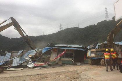 深圳活动板房拆除施工,正规队伍,口碑一流