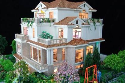 赤峰建筑模型公司,给您满意服务