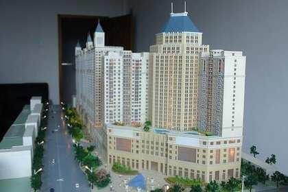 赤峰房地产模型制作,国内外经典建筑
