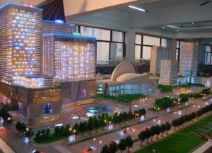 赤峰房地产模型制作,模型首选服务商