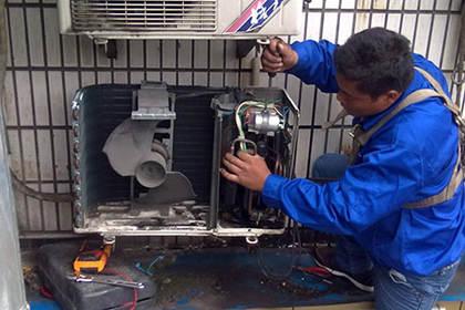 无锡滨湖区空调加液加氟,专业的技术让您安全放心