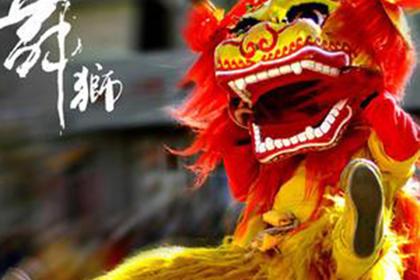 武汉舞狮演出中心,展望美好未来