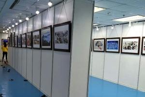 北京八棱柱展板租赁,互利互惠