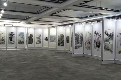 北京八棱柱挂画展板租赁,最佳的选择