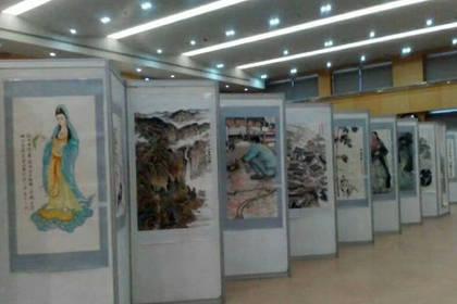 北京八棱柱展板销售 PVC标准展板销售