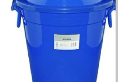 物业垃圾桶销售 120升 160升塑料桶 钢化桶