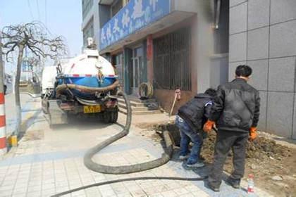 呼和浩特高压清理各种下水管道,价格低口碑好