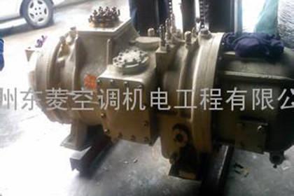 苏州专业螺杆压缩机维修,专业解决方案