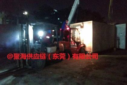 东莞报关公司顺利完成LED封装设备进口海运及清关