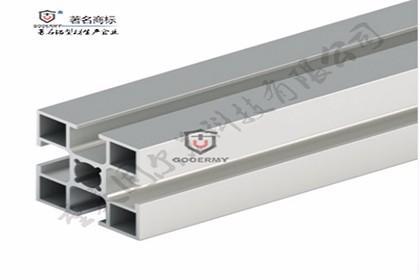 重庆国标4040铝型材1.0 1.2 1.5 2.0厚供您选择
