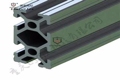 重庆加强欧标2040铝型材 固尔美铝型材专业厂家 流水线铝型材