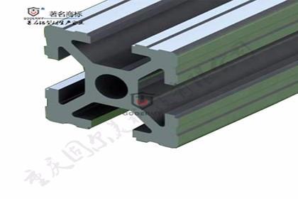 固尔美2020加强欧标铝型材 2018热销铝型材 工业铝型