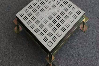 陶瓷防静电地板报价 河北pvc防静电地板 oa网络地板安装