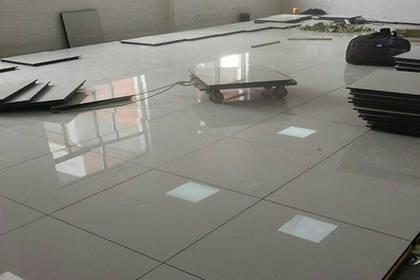 沧州防静电地板全钢防静电地板 架空地板 沧州硫酸钙地板厂家