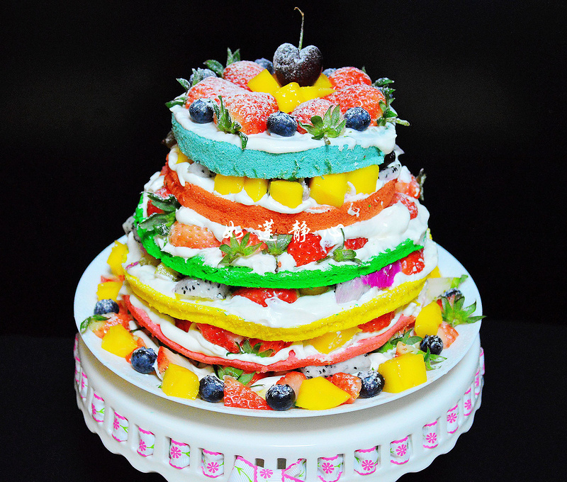 18岁蛋糕的图片素材