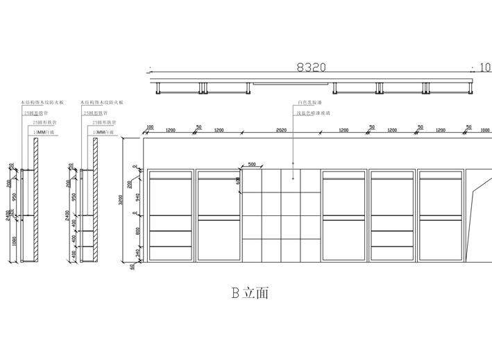上海建筑鸟瞰图设计-商场电路图-平面图-ca