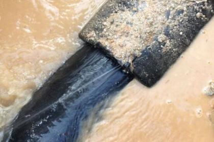 重庆管道开挖