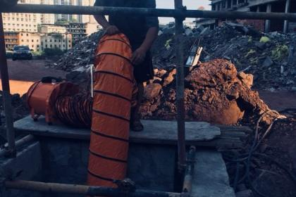 重庆地下管道漏水检测