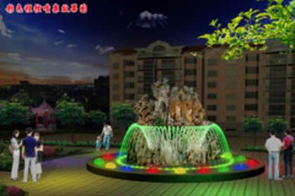承接喷泉工程
