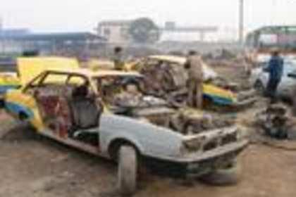长春报废汽车回收