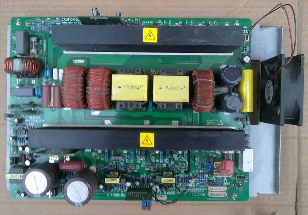 艾默生uh11-0100l ups电源维修备件低价出售