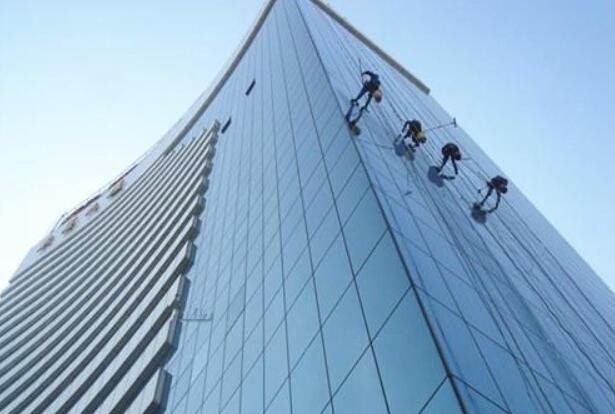 玻璃幕墙工程
