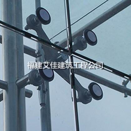 莆田外墙玻璃工程