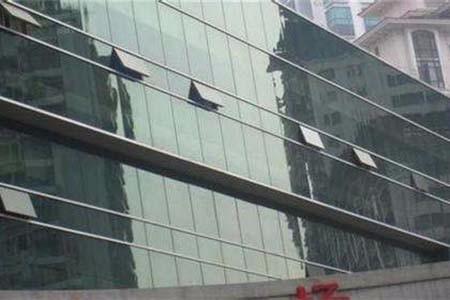 福州外墙玻璃安装