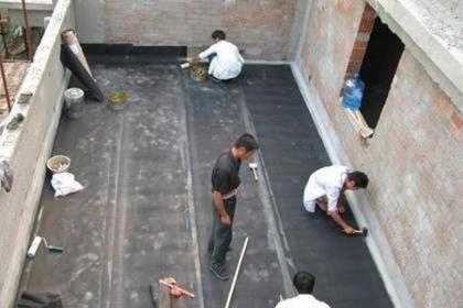 外墙粉刷工程