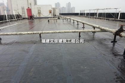 福州外墙防水工程