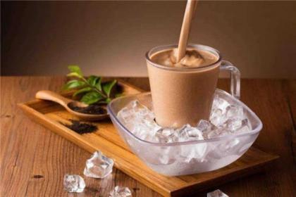 贵阳奶茶加盟