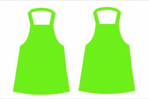 白沟广告围裙生产