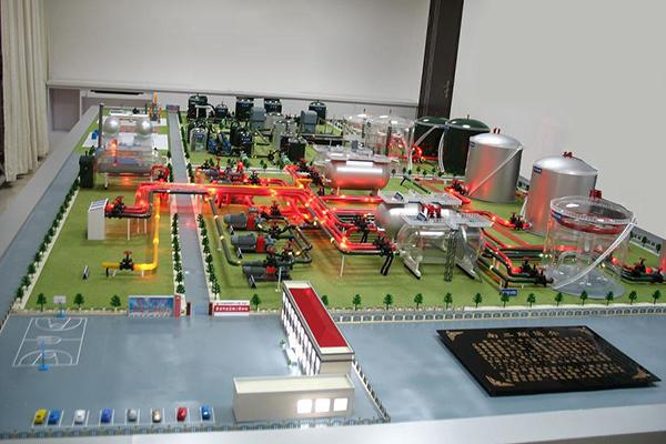 房产模型机械模型制作